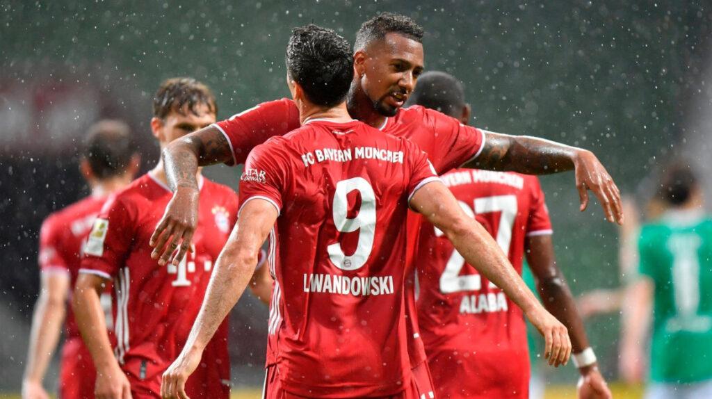 El Bayern es campeón de la Bundesliga por octava vez seguida