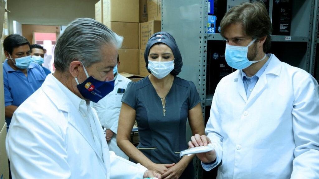 """""""En Quito la situación está bajo control"""", asegura el ministro de Salud"""