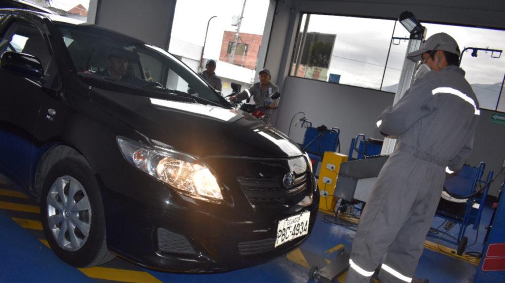 AMT habilita nueva plataforma para la matriculación vehicular