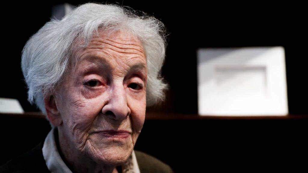 Ida Vitale, la gran poeta que no ha escrito ningún verso en pandemia
