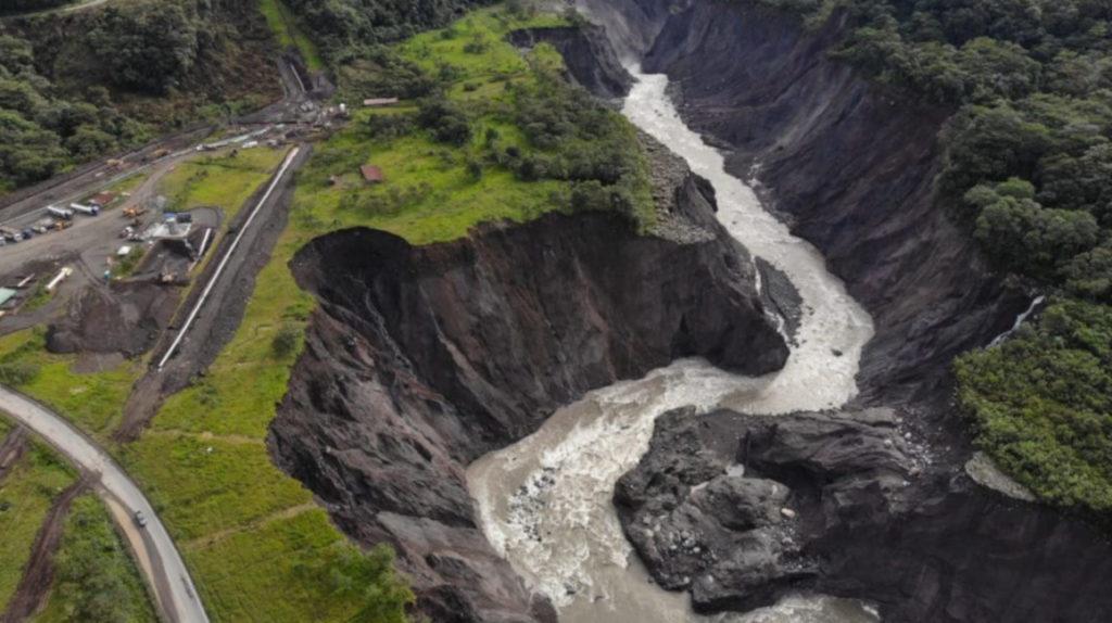 Buscan soluciones para la erosión del río Coca ¿que pasó hasta ahora?