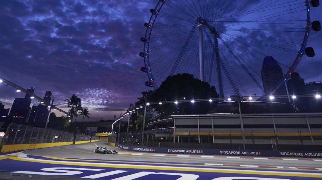 Azerbaiyán, Singapur y Japón cancelan sus carreras de F1 de 2020