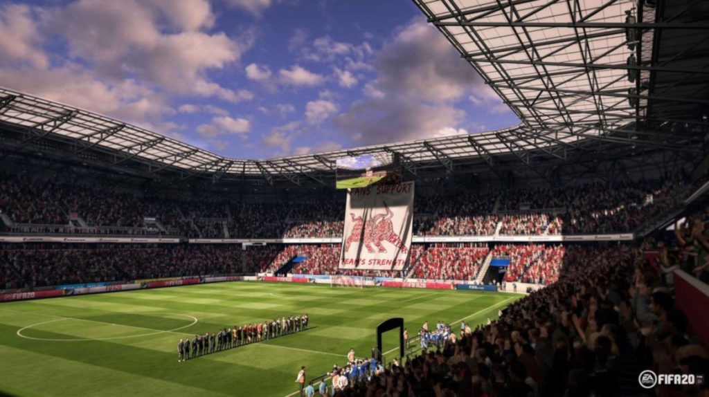 Sky Sports usará ambiente del FIFA 20 para transmisiones de la Premier