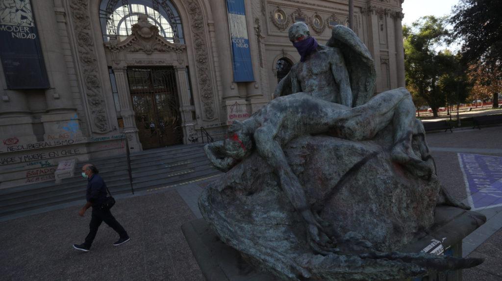Coronavirus supone amenaza existencial para algunos museos del mundo