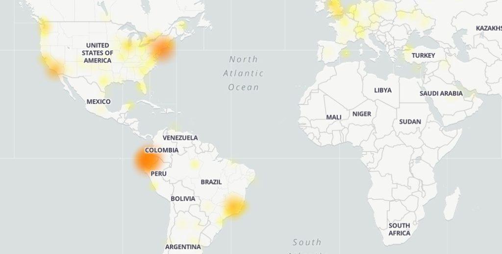 Twitter presenta fallas de servicio en Ecuador