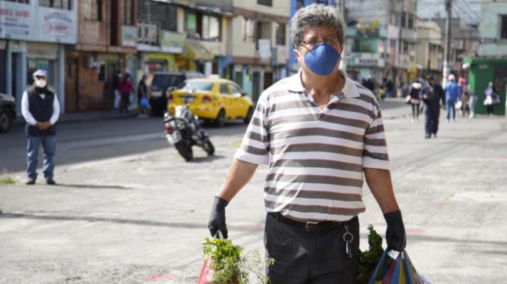 Estudio advierte ola de contagios en Quito, en los primeros días de julio