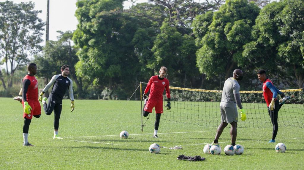 Los equipos ecuatorianos regresan a los entrenamientos tras la pandemia