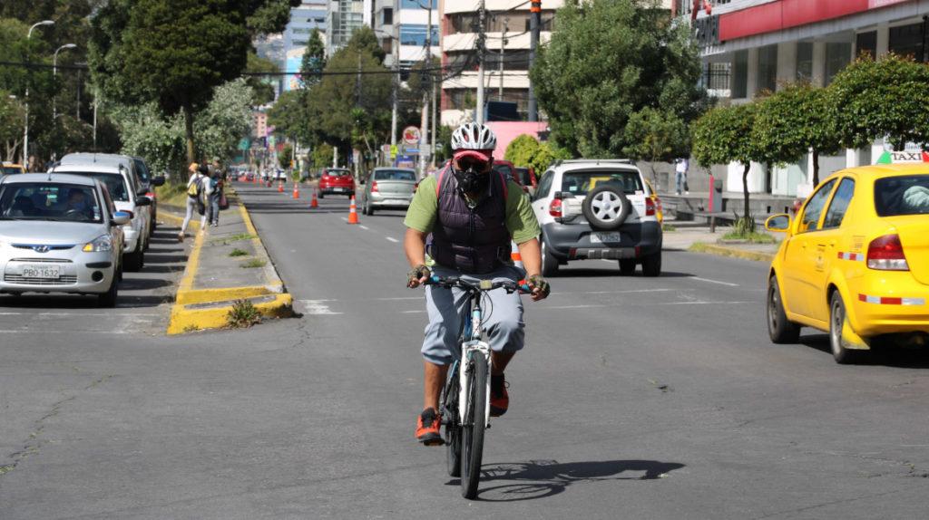 Quito destina primera partida de USD 600.000 para impulsar las ciclovías