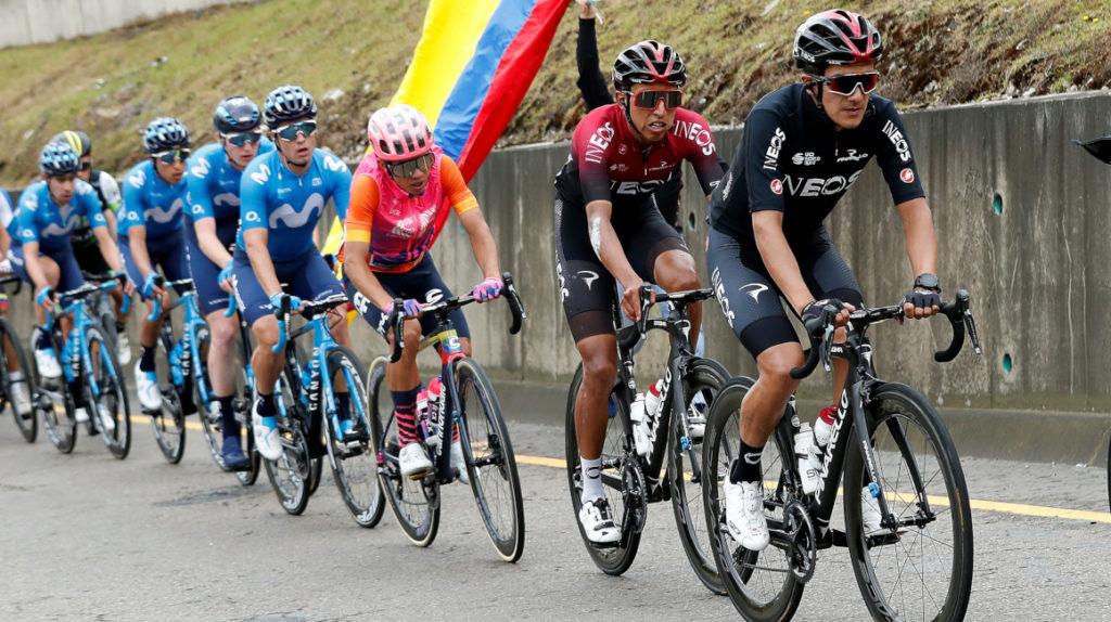 La Unión Ciclista Internacional programó 41 carreras en 106 días