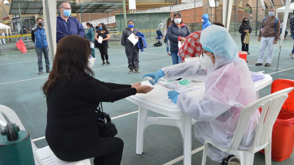 Ecuador ocupa el puesto 74 en seguridad frente a la pandemia