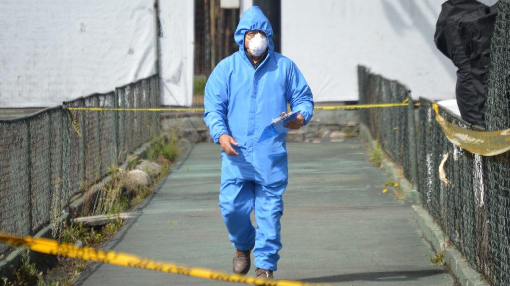 13 de junio: Ecuador registra 578 nuevos contagios de covid-19