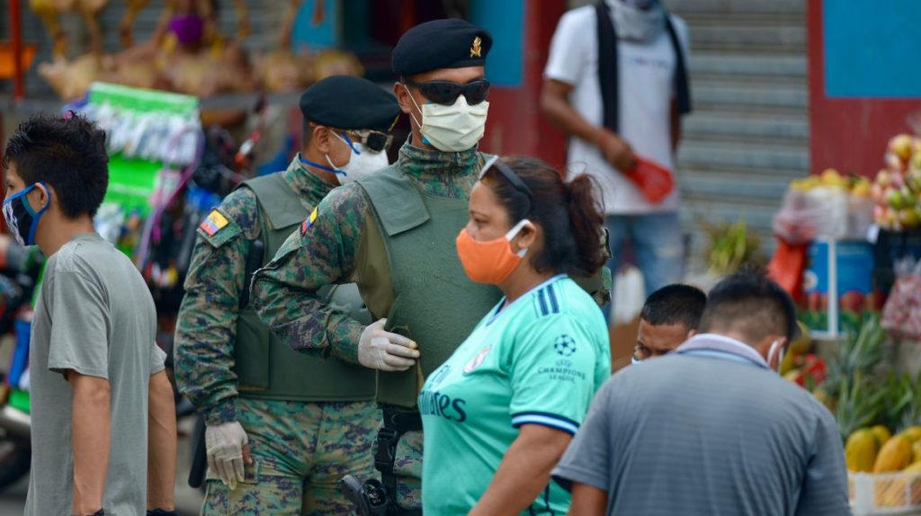 Salud no registró fallecimientos por Covid-19 en Guayaquil el 7 de junio