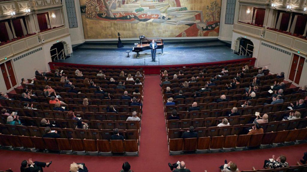 Vuelve la Ópera de Viena, pero sólo para 100 espectadores