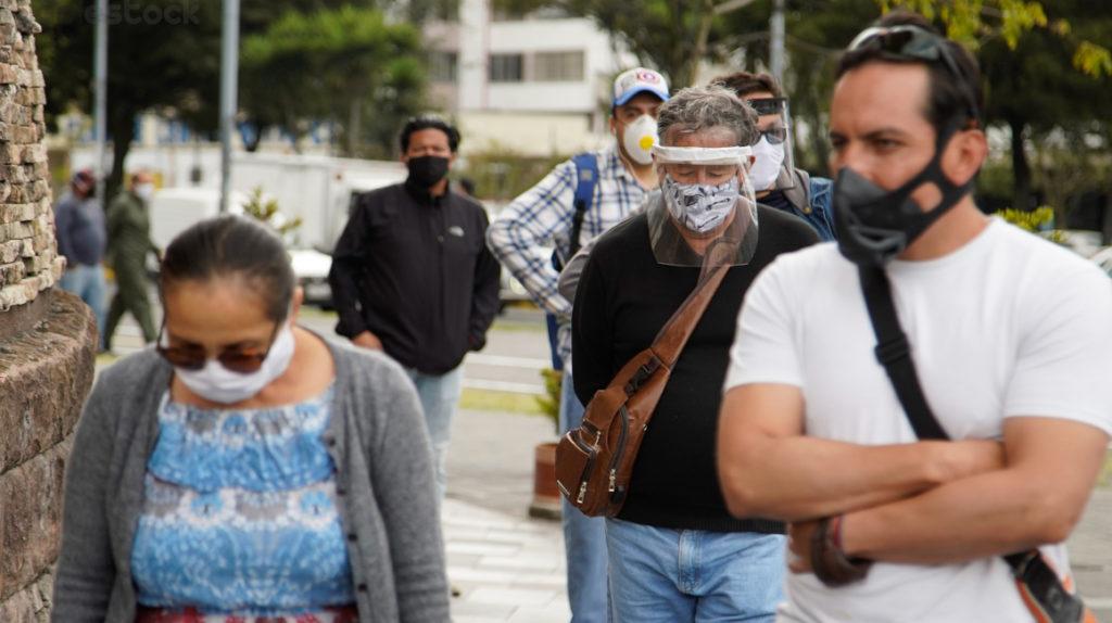 Quito confirma 504 nuevos casos de covid-19 en los seis días de semáforo amarillo