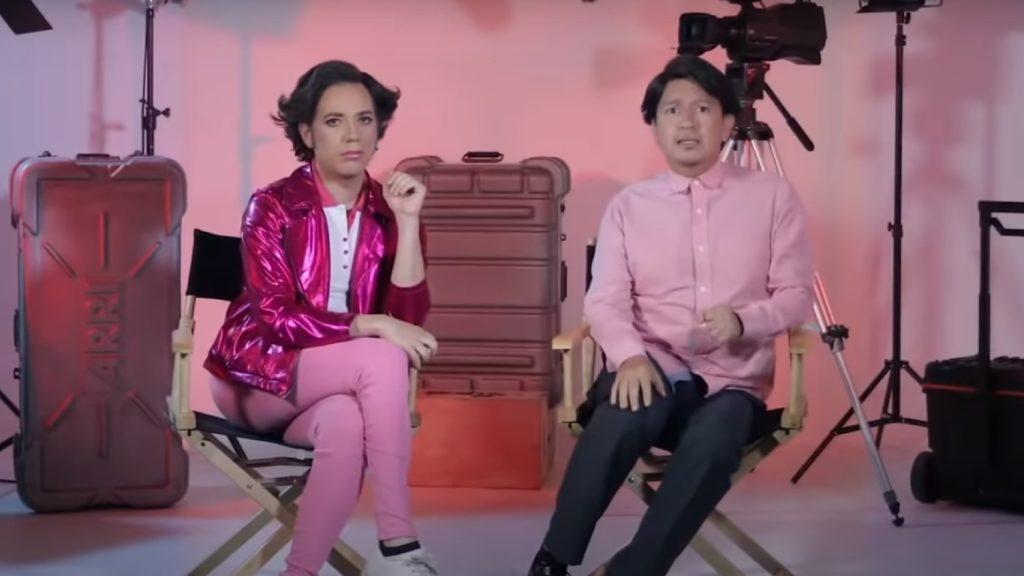Michi y Melo, dos personajes en el centro de la polémica