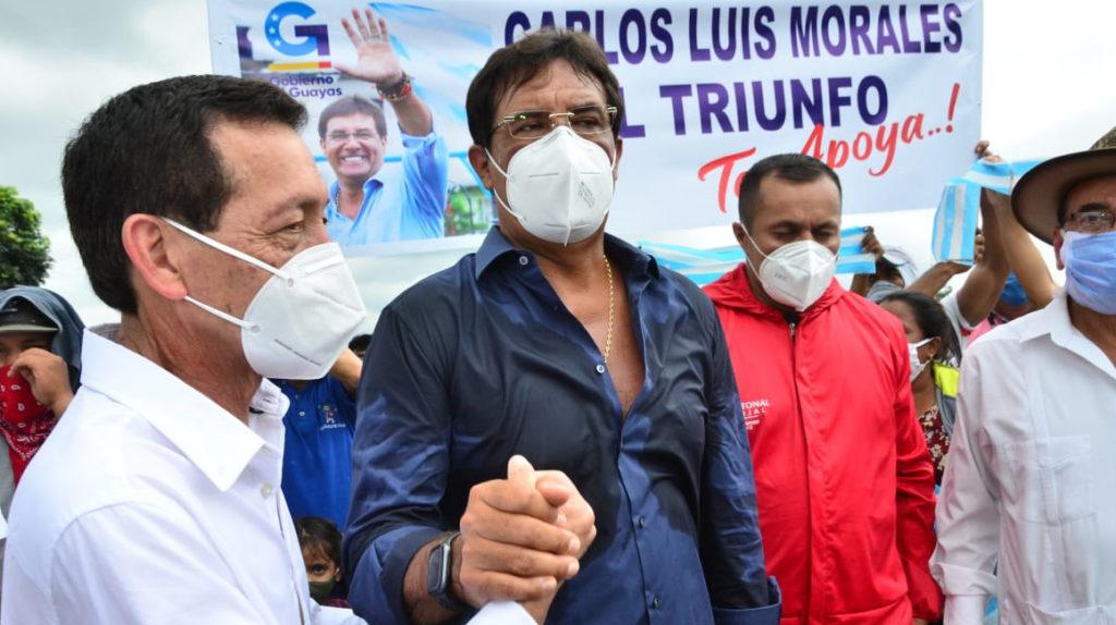 El proceso para destituir al prefecto del Guayas puede durar un mes