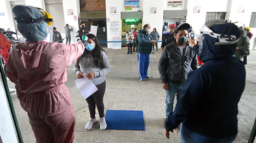 8 de junio: Ecuador reporta 258 nuevos contagios en un día