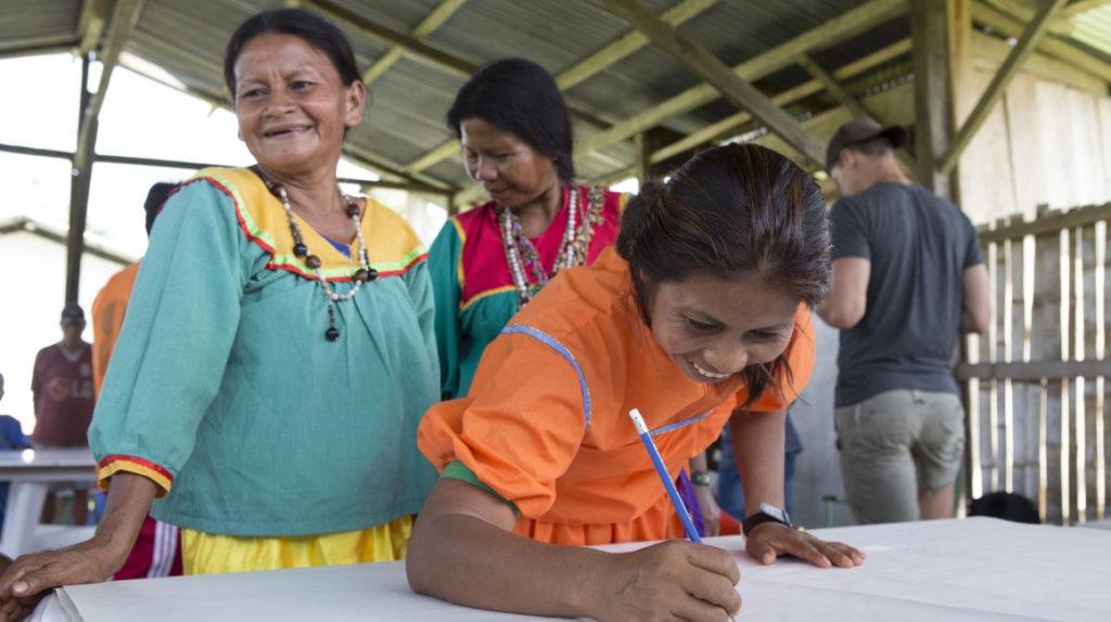 Organización indígena gana el premio Ecuatorial 2020 de la ONU