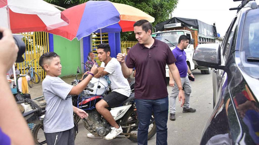 Daniel Mendoza: una cara joven de la política, ahora salpicada por la corrupción