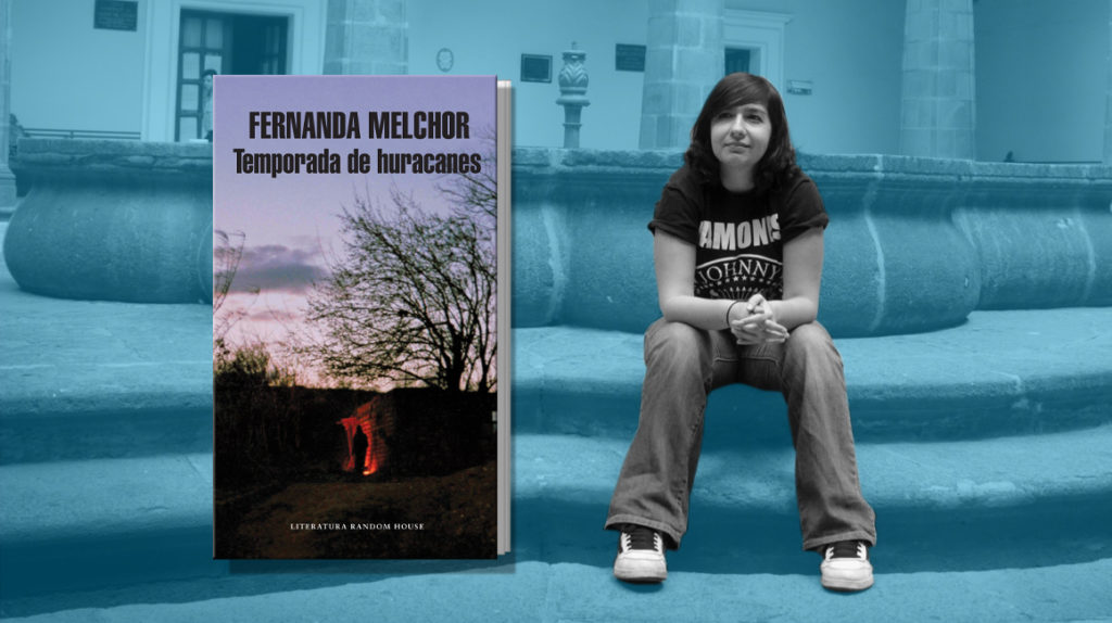 'Temporada de huracanes', una novela sobre violencia y desamparo