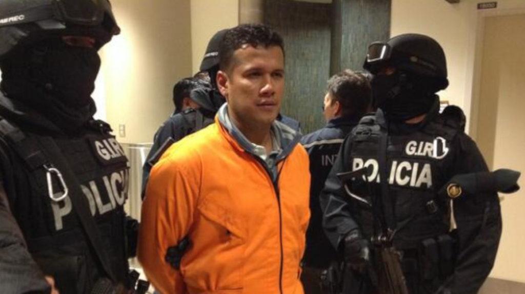Prisión para juez que rebajó pena del líder de Los Choneros