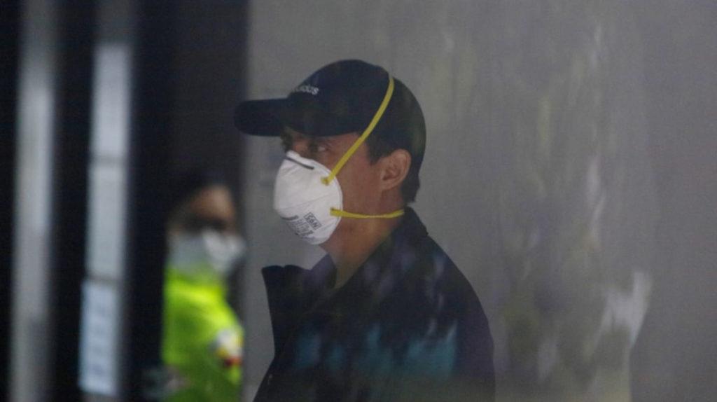 Corrupción: Asambleísta Daniel Mendoza fue trasladado a Quito
