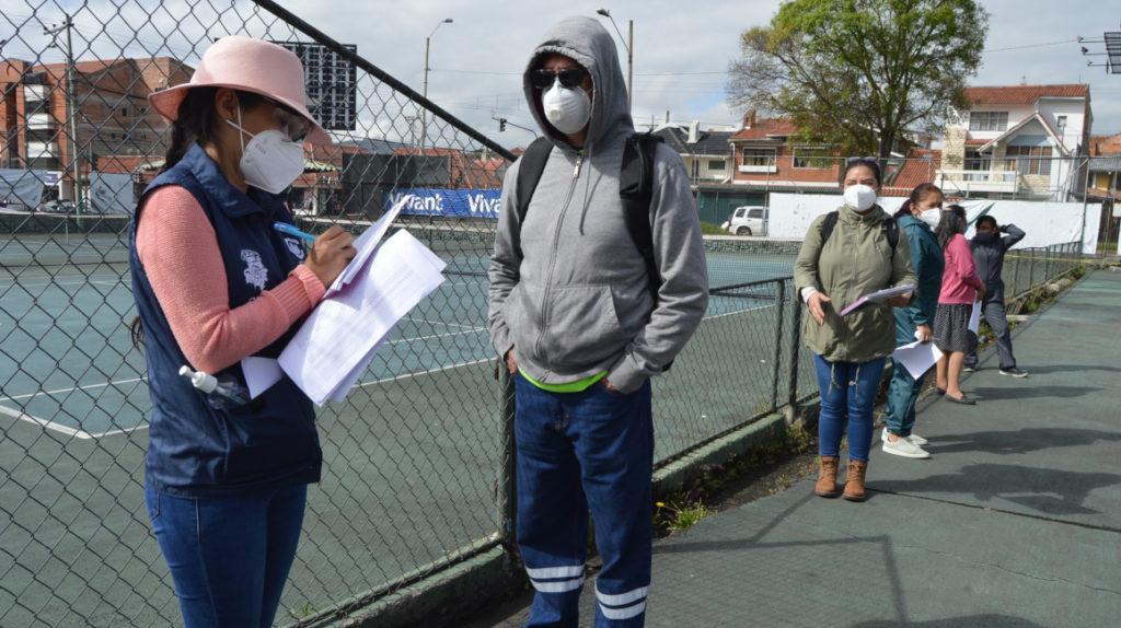 Ecuador suma 1.140 contagios de Covid-19 en 48 horas