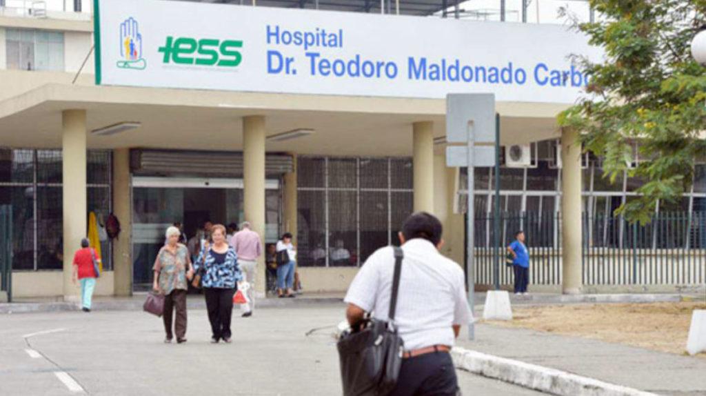 Jueza considera al IESS como víctima de la red de Daniel Salcedo