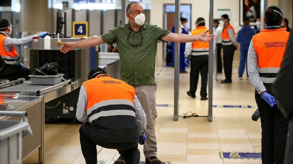 Movimiento de pasajeros creció 114% en julio en aeropuertos del país