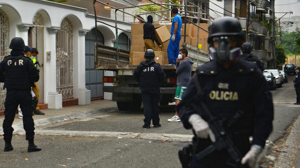Quién es quién en la trama de corrupción que sacude a Guayas