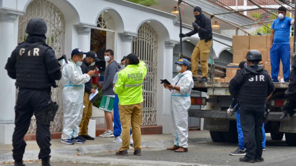 Los Bucaram, con suertes distintas en caso delincuencia organizada