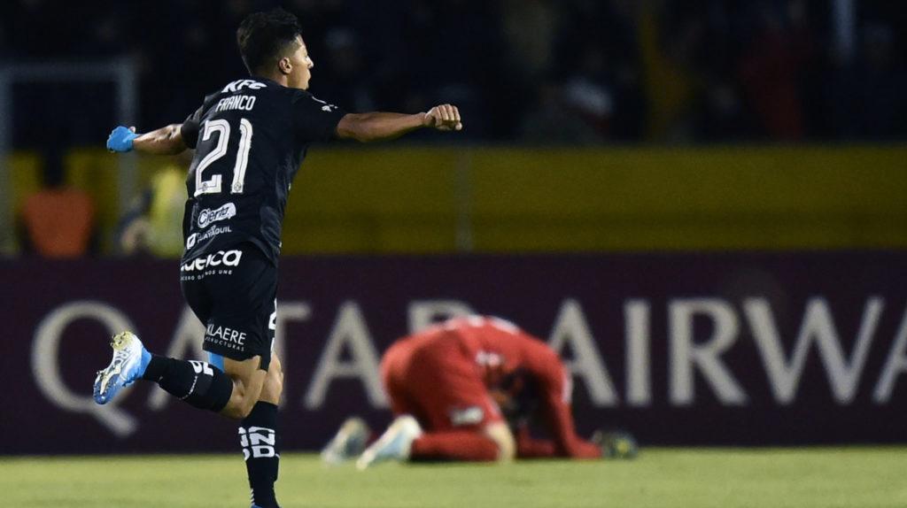 Alan Franco es nuevo jugador de Atlético Mineiro por cuatro temporadas