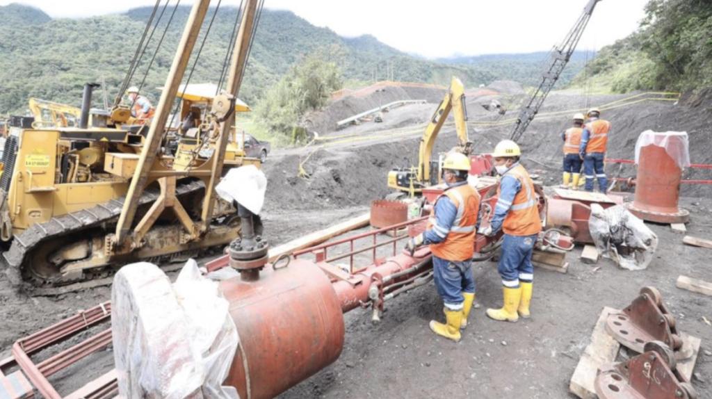 SOTE suspende operaciones debido a nuevo socavón en sector San Rafael