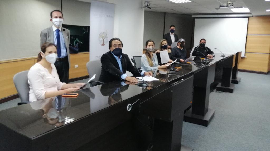 Concentración Deportiva de Pichincha reincorporó a 48 empleados