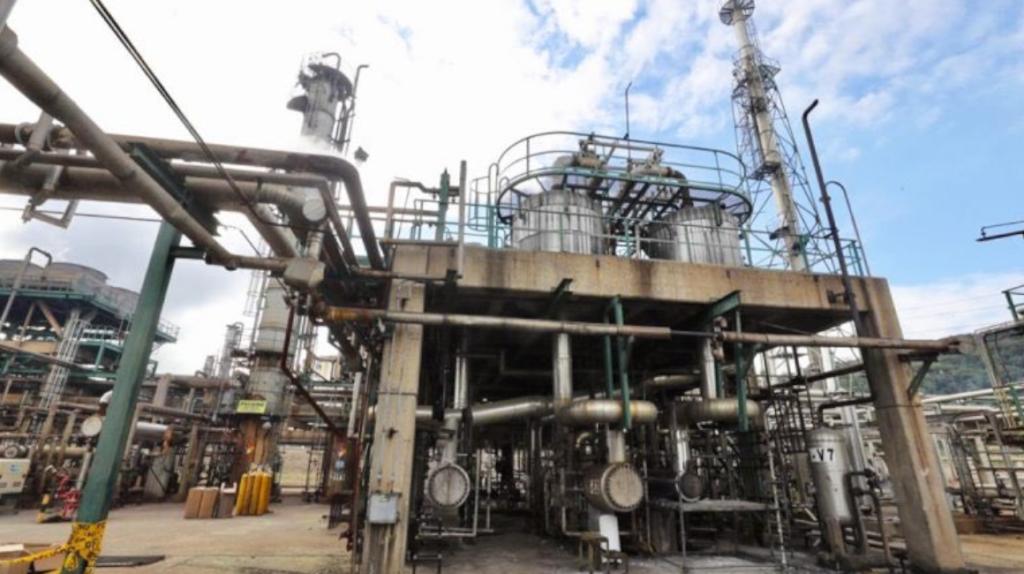 Refinería de Esmeraldas repara su planta de azufre
