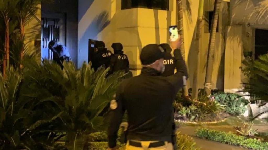 Fiscalía realiza allanamientos en Quito y Guayaquil por casos de corrupción