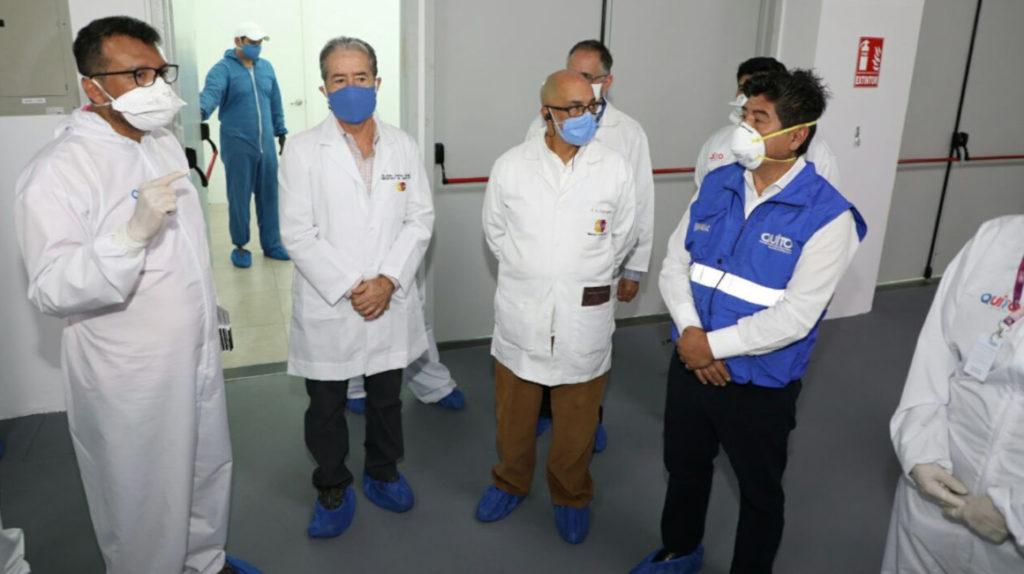 Municipio de Quito, crisis de gabinete por sospechas de corrupción