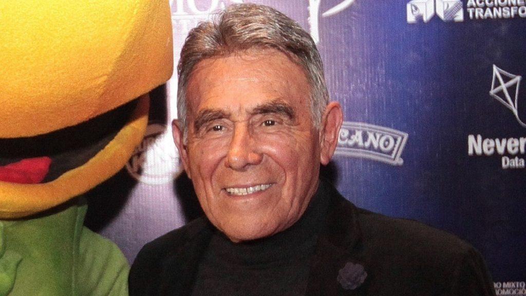 Muere el actor y comediante mexicano Héctor Suárez, a los 81 años