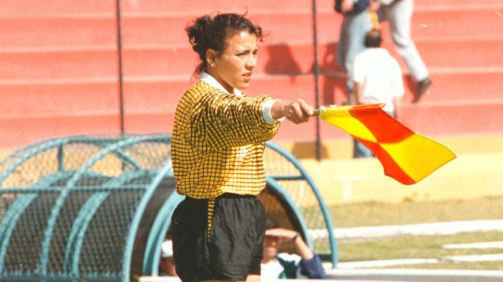 Falleció la exárbitro Rosa Canales, debido a un cáncer en el abdomen