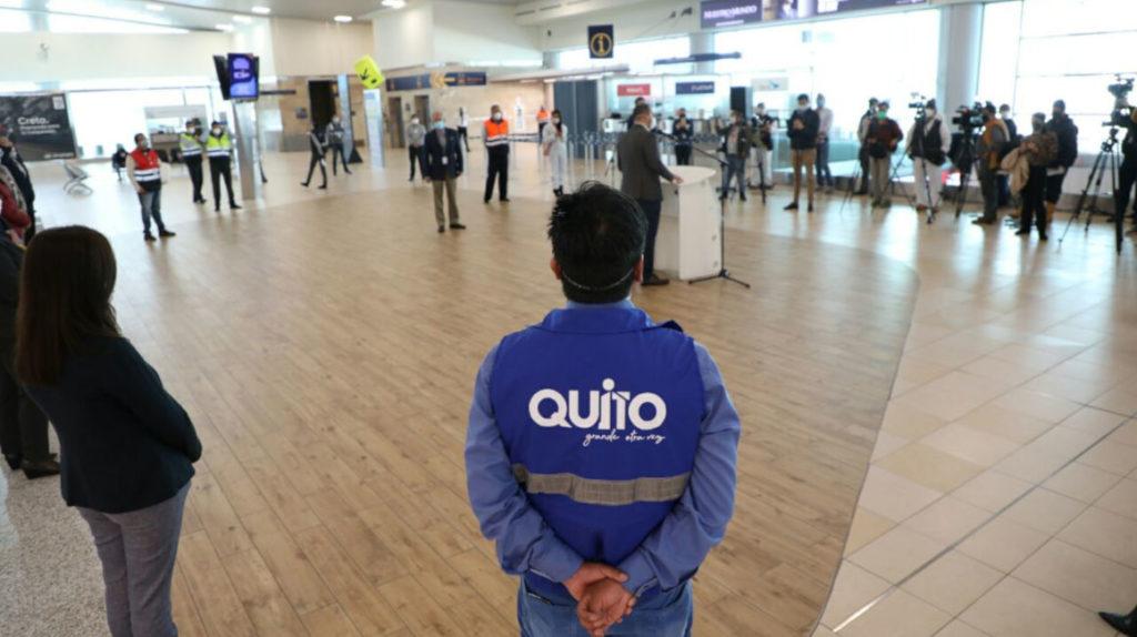 Salud dice que Quito atraviesa un pico en la ocupación hospitalaria