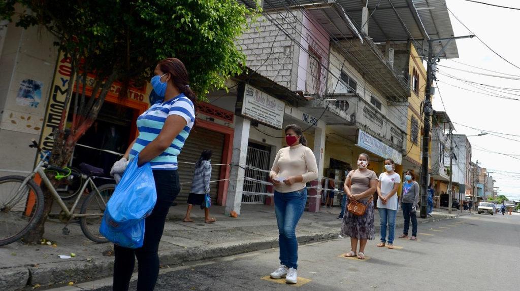 15 de junio: Ecuador suma 33 fallecimientos por covid-19 en un día