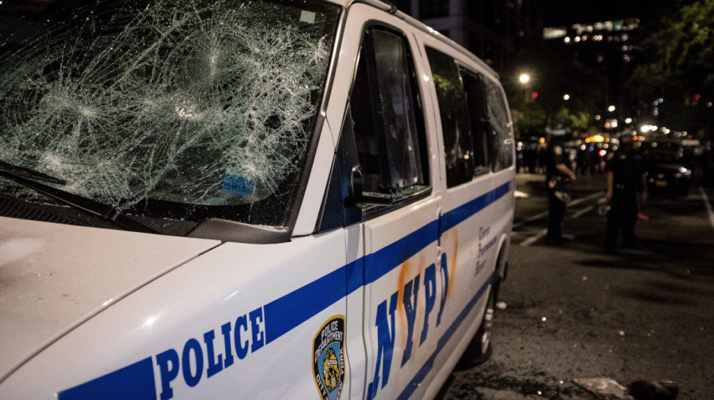 Se registran cuatro muertos durante disturbios en Estados Unidos