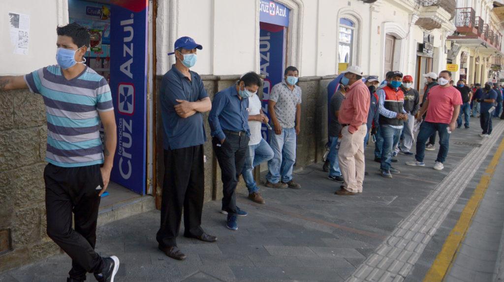 28 de junio: 681 casos de Covid-19 detectados en Ecuador en las últimas 24 horas