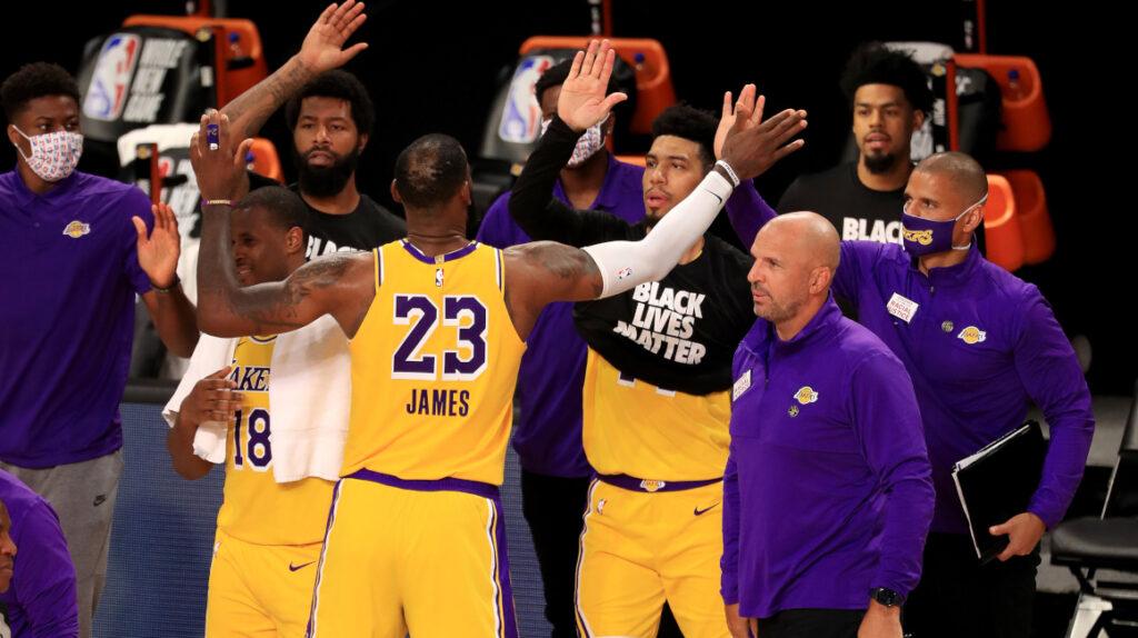 Con los Lakers como favoritos al título, empiezan los playoffs de la NBA