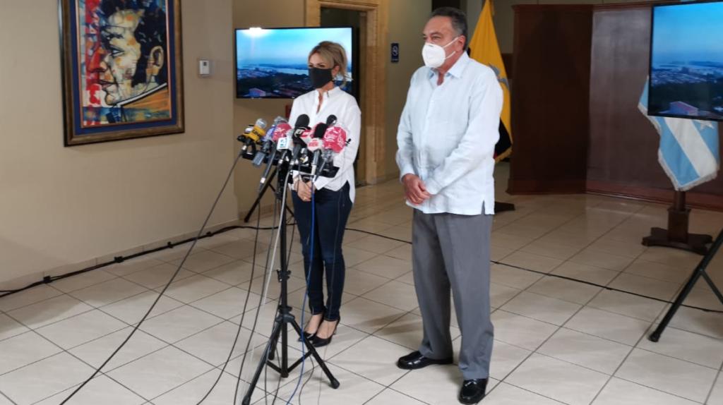Prefecta González retoma proyecto de dragado del río Guayas