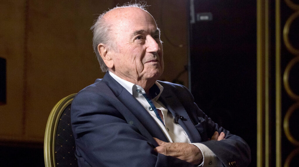 Expresidente de la FIFA, Joseph Blatter, pide que Infantino sea suspendido