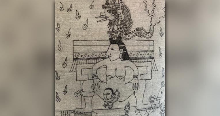 El nacimiento de la Malinche.
