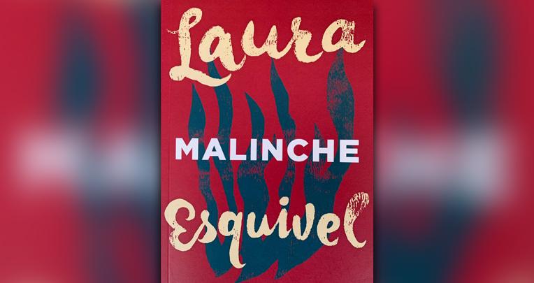 Portada de la novela de Laura Esquivel, Malinche.