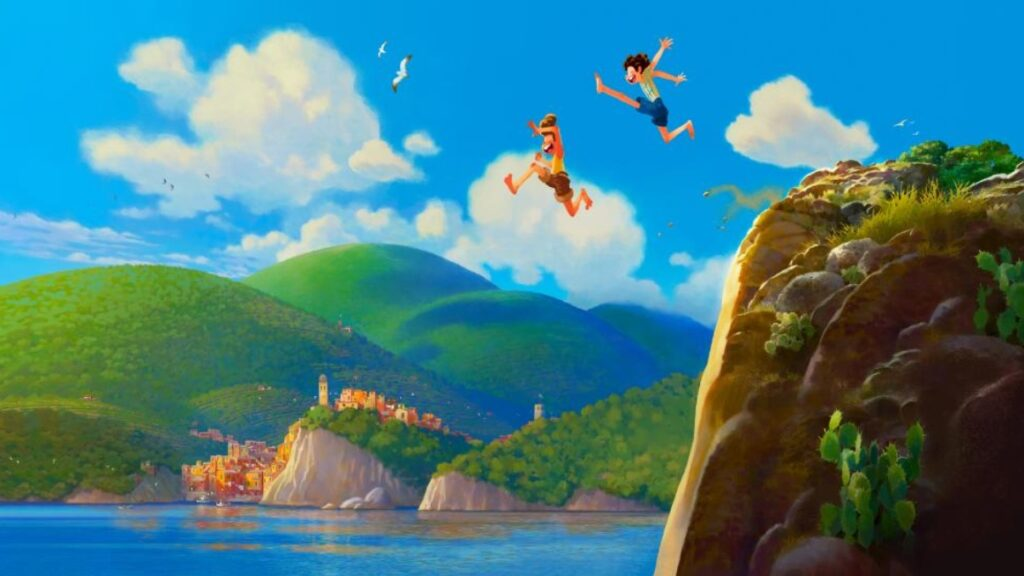 """Pixar viajará a Italia con """"Luca"""", su próximo proyecto"""
