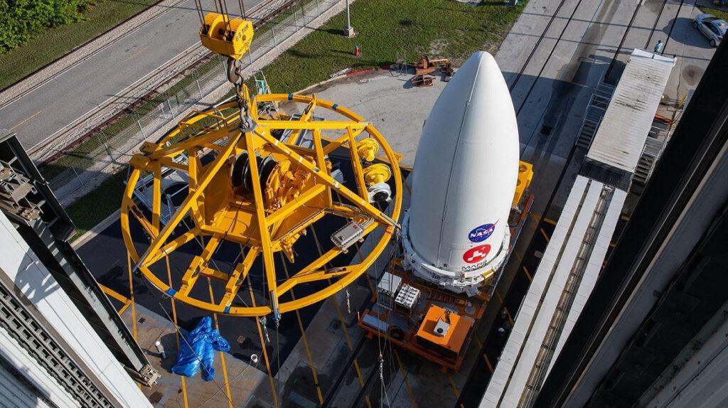 Nuevo vehículo rover de la NASA ya está camino a Marte